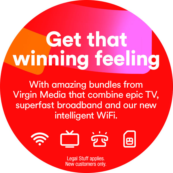 Switch to Virgin Media
