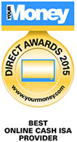 Your Money Direct Awards 2014 - Best Direct Cash ISA Provider
