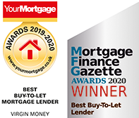 Your Money direct awards 2017 - best online mortgage provider. Your Mortgage awards 2016-2017 - best remortgage lender. Moneywise customer service awards 2018 - most trusted buy to let mortgage provider.